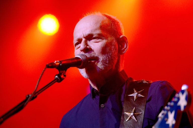 Alternative Musician Wayne Kramer of MC5 at Rock For Recovery Benefit Concert At The Fonda Theatre With Kings Of Chaos