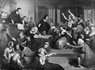 The Meaning of Witch's Cake in the Salem Witch Trials