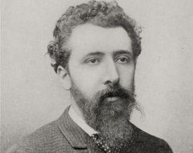 Portrait of Georges Seurat