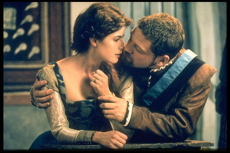 Scene from Othello Movie