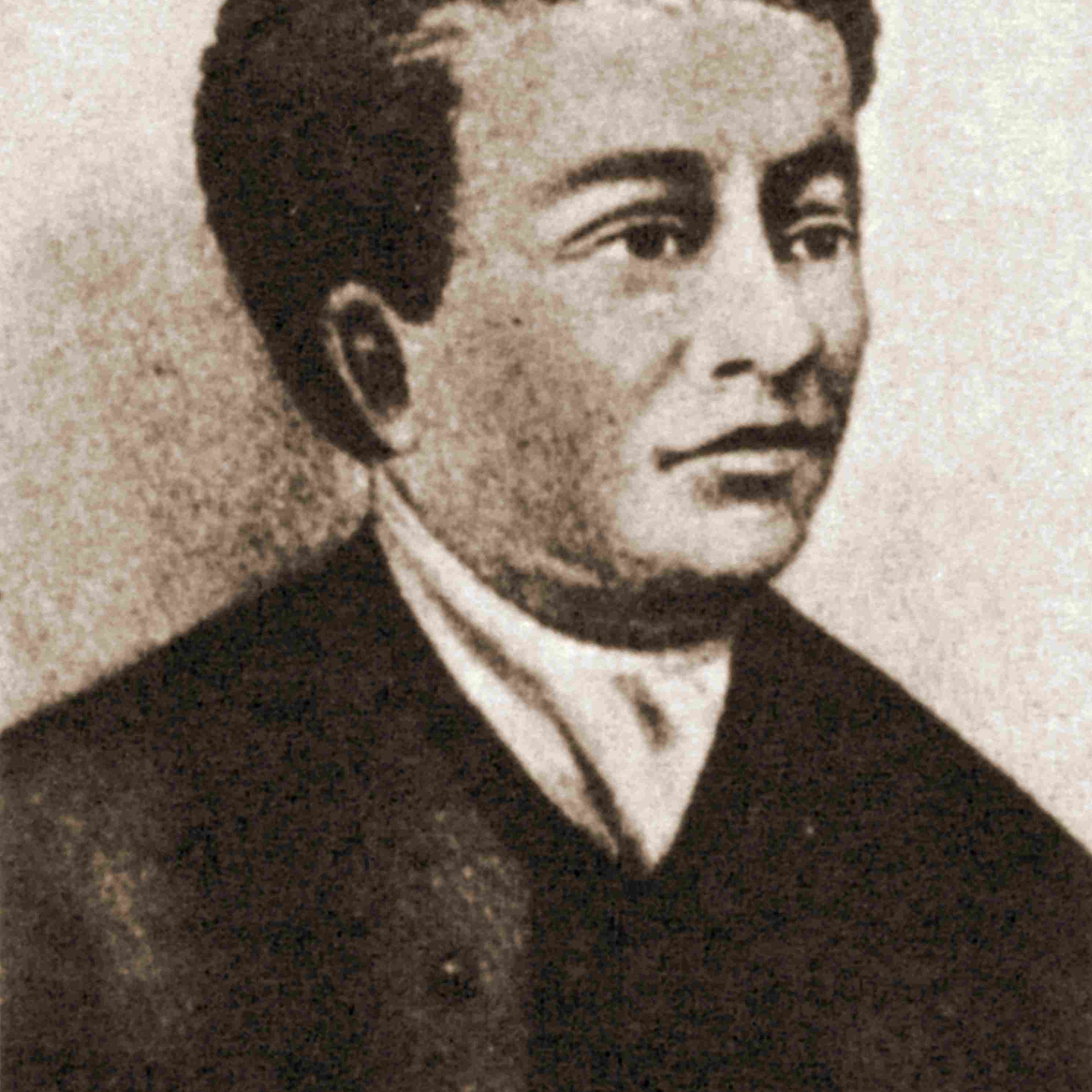 Illustrated portrait of American author, astronomer, and farmer Benjamin Banneker (1731 - 1806), mid to late 18th century.(Photo by Stock Montage/Getty Images)