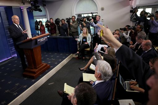 White House Press Corps