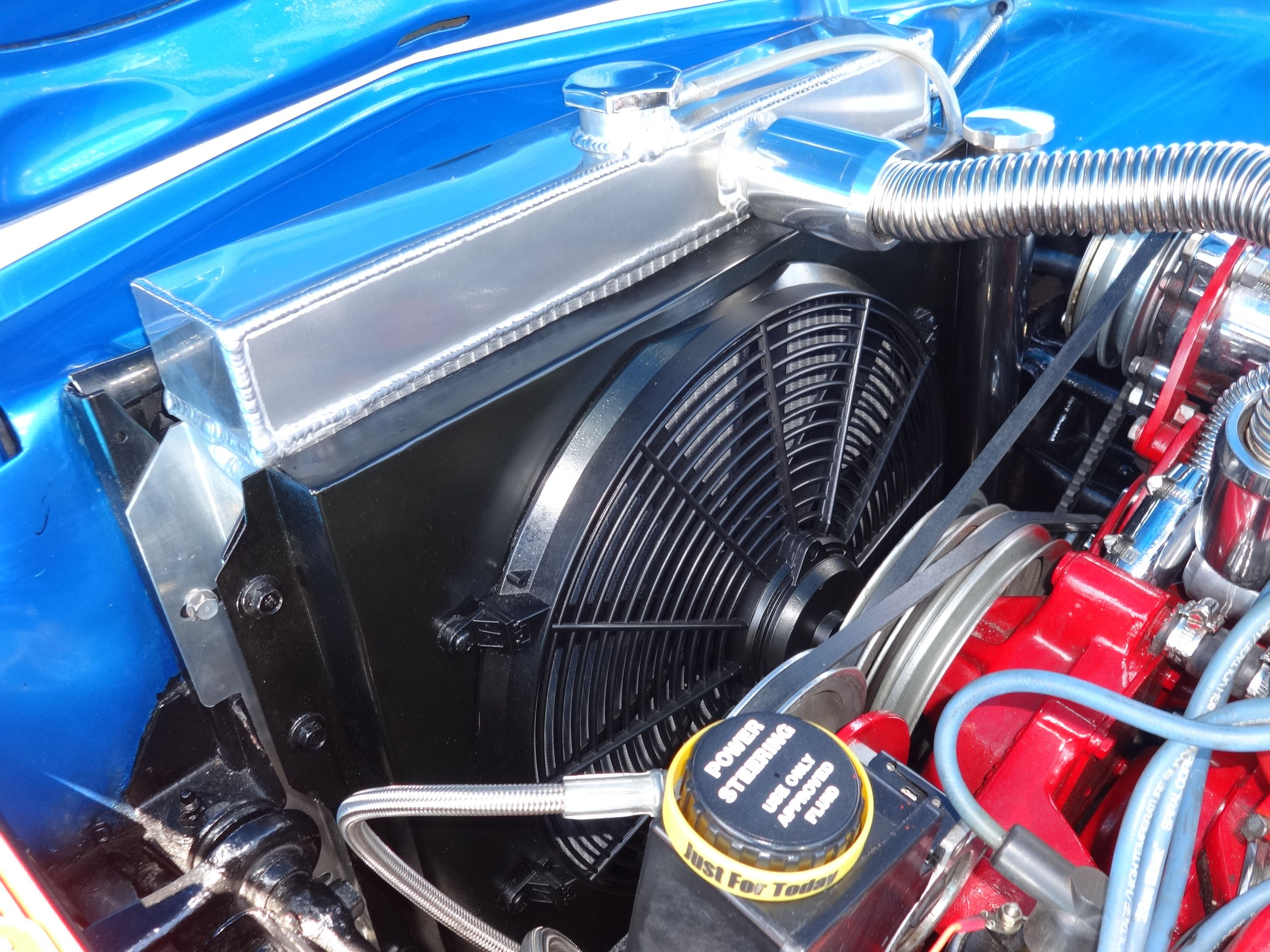 Adding AC To A Classic Car