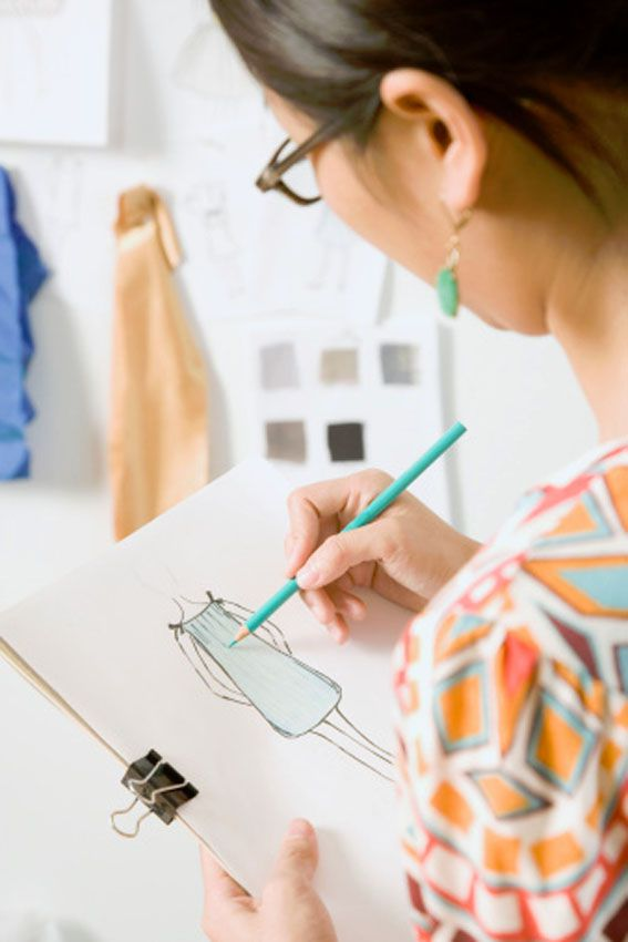 How To Draw Your Fashion Design Sketches Step