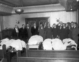 Bodies From Valentine's Day Massacre