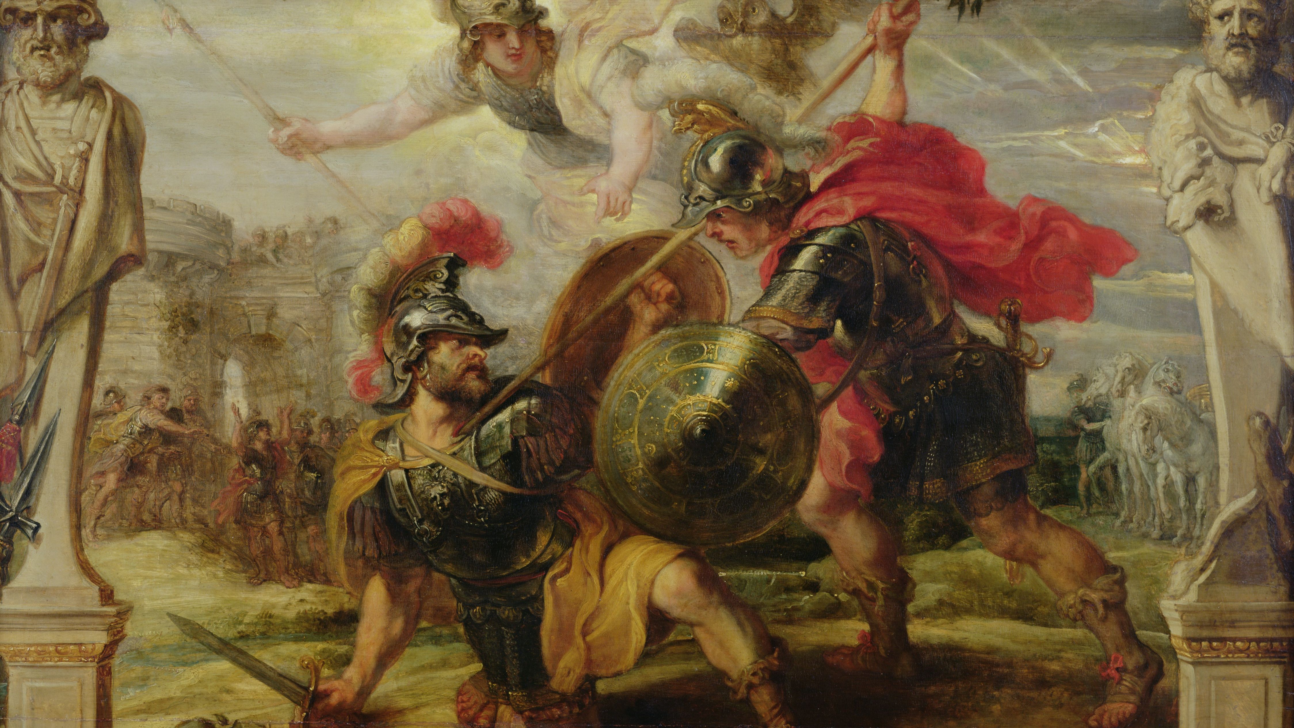 Why Did Achilles Kill Hector of Troy?