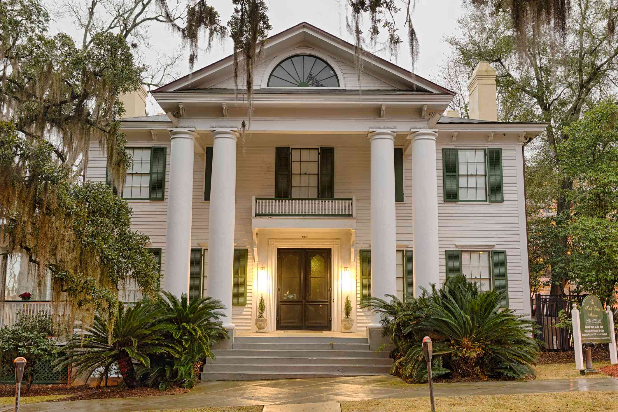 Knott House Museum in Tallahassee, Florida