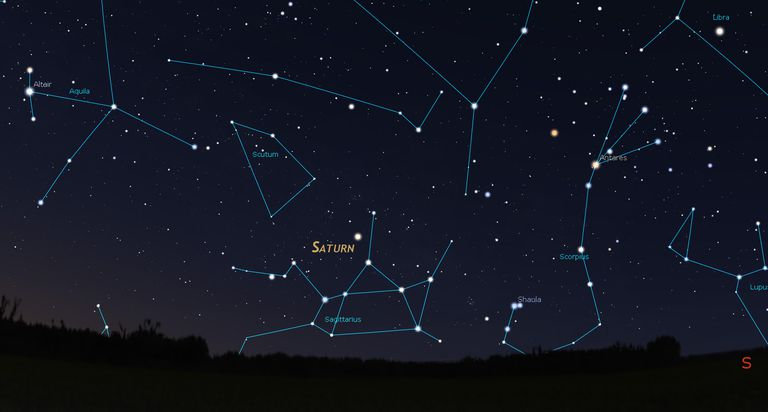 Digital Star Charts And S Help Astronomers Of All Levels Find Things In The Night Sky Carolyn Collins Petersen