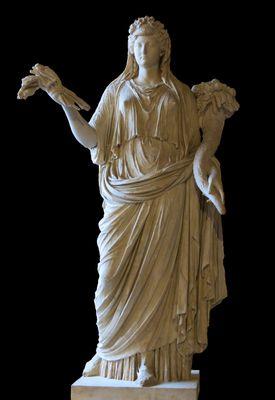 Statue of Livia Drusilla