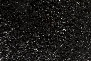 Activated carbon powder background