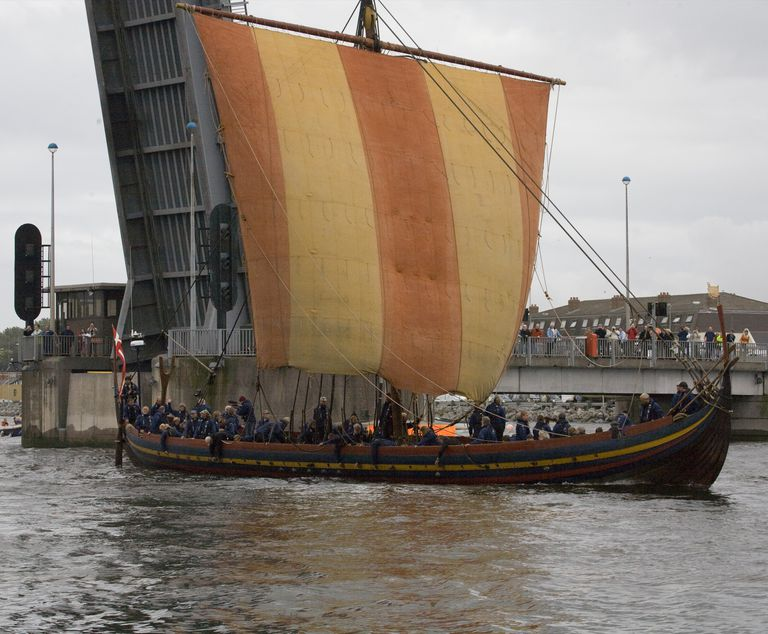 Viking Sea Stallion Arrives in Dublin