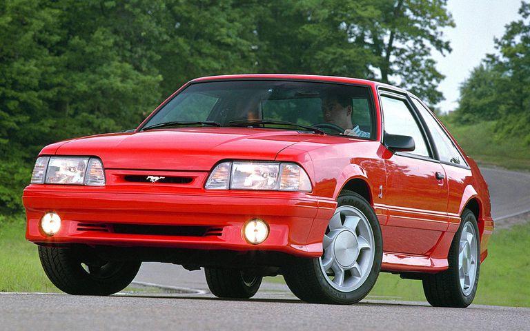 1993 Ford SVT Cobra Mustang