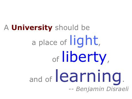 Great Quotations About College