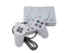 The original Sony PlayStation