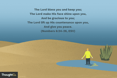 Benediction Prayer: 'May the Lord Bless You and Keep You'