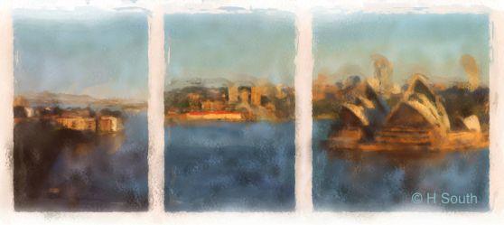 sydney triptych
