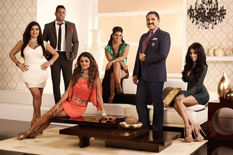 Cast of Shahs of the Sunset