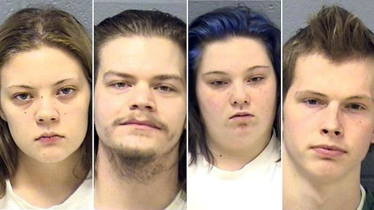 Four Joliet Murder Suspects