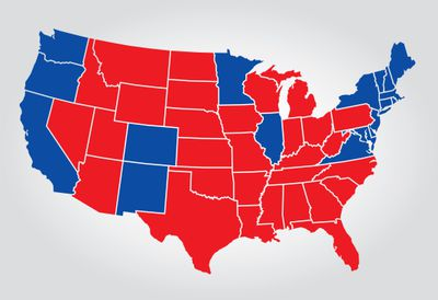 The Bible Belt of the U.S. Explained
