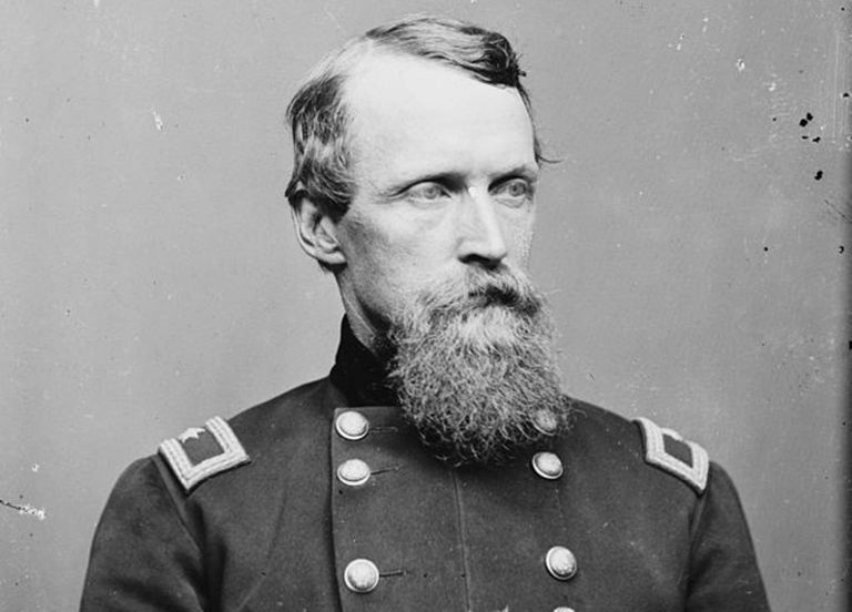 David B. Birney during the Civil War