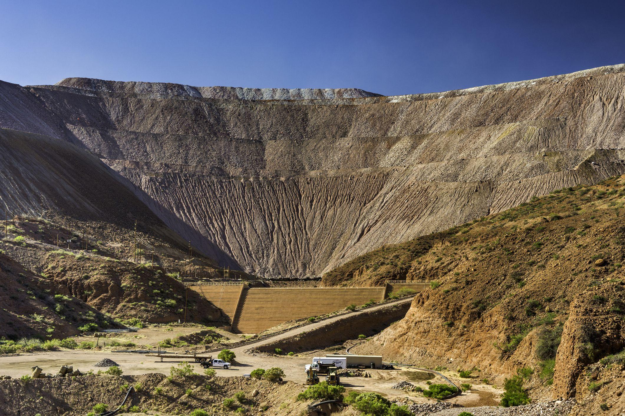 Morenci Copper Mine