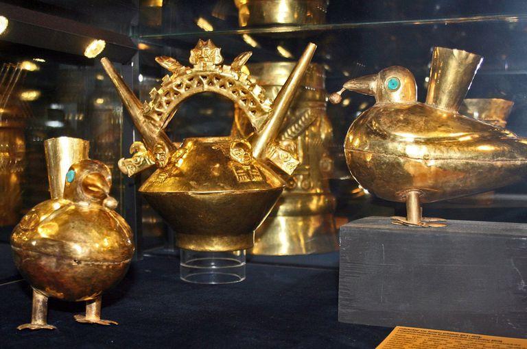 Prague Inka Gold