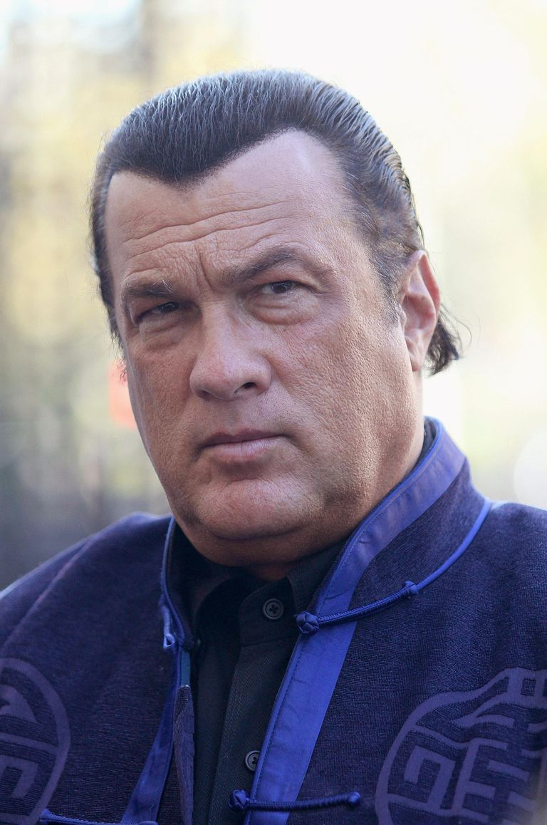 Steven Seagal - Martial Artist and Hollywood Star