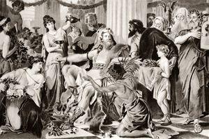 395 BC Visigoth King Alaric