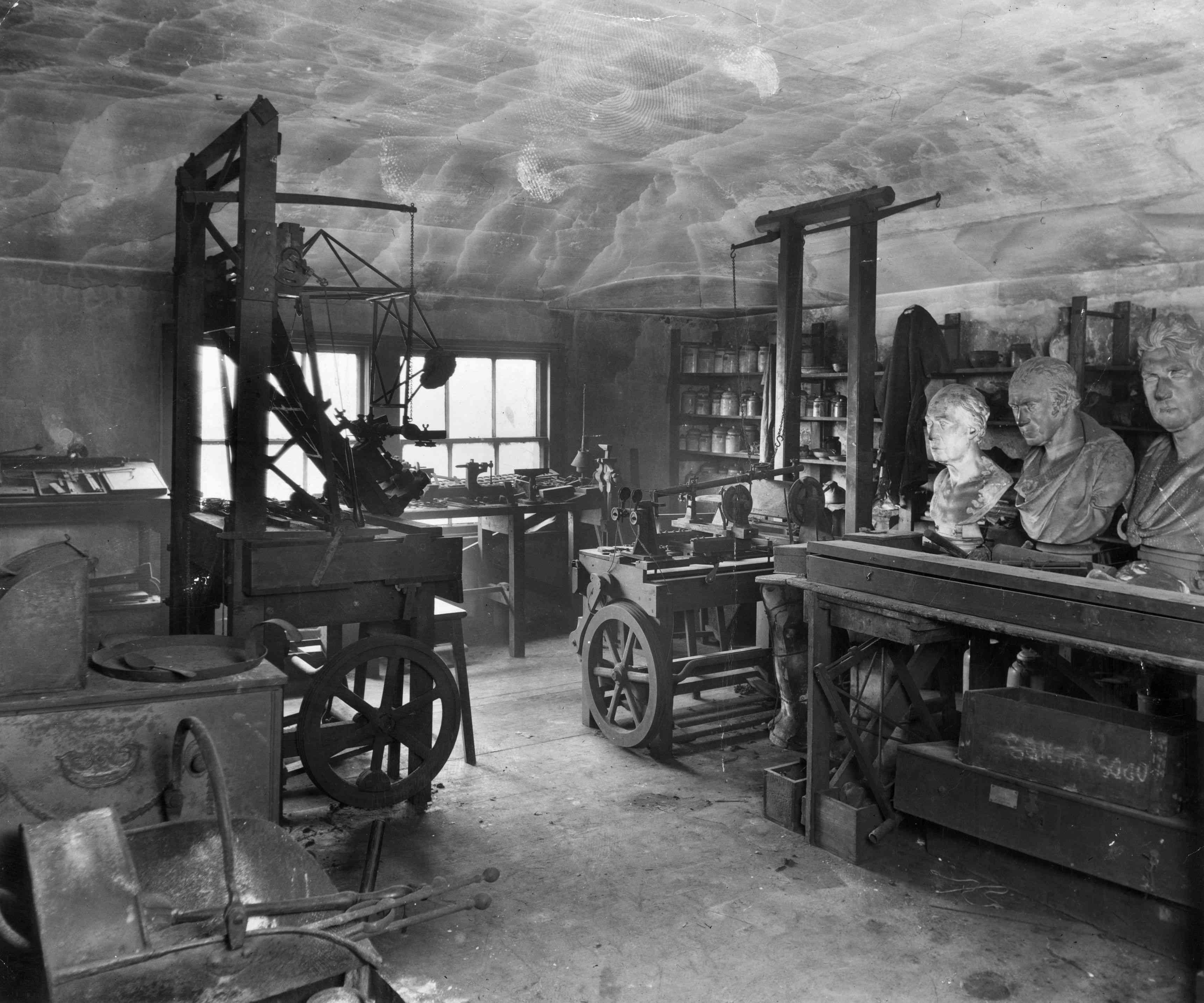 Where Watt Worked