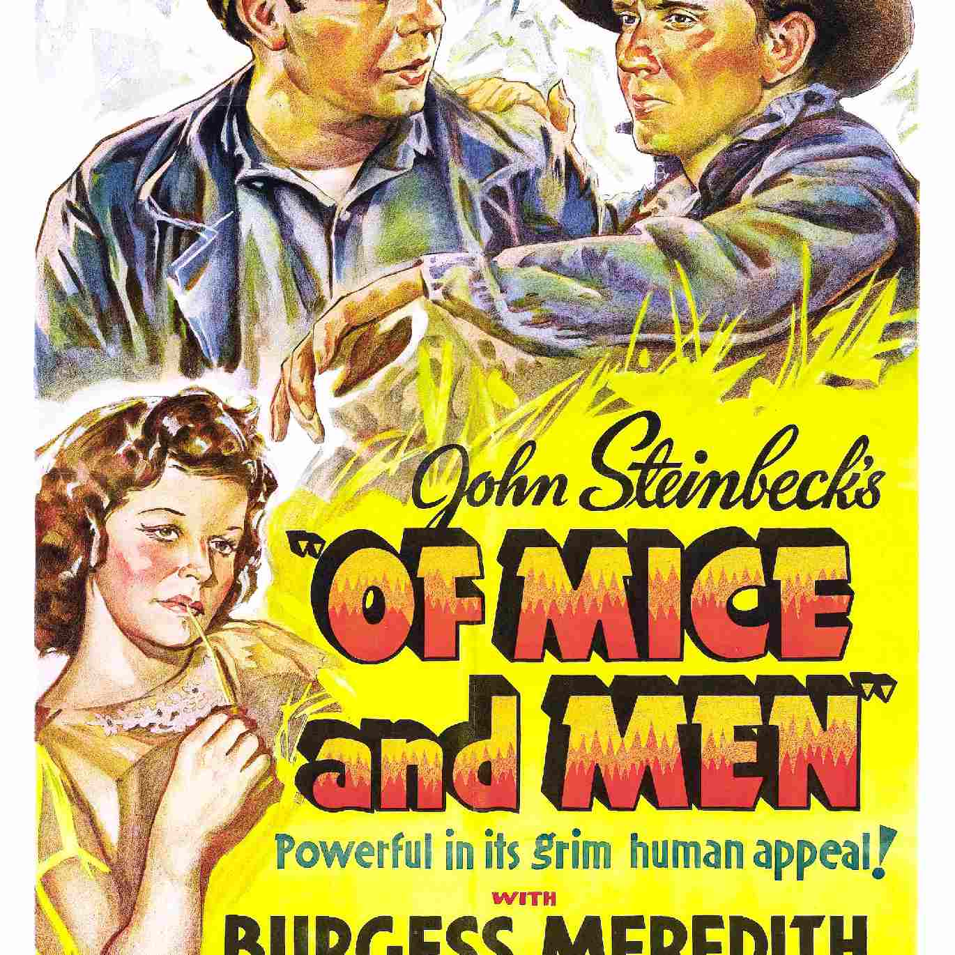 of mice and men george and lennies dream