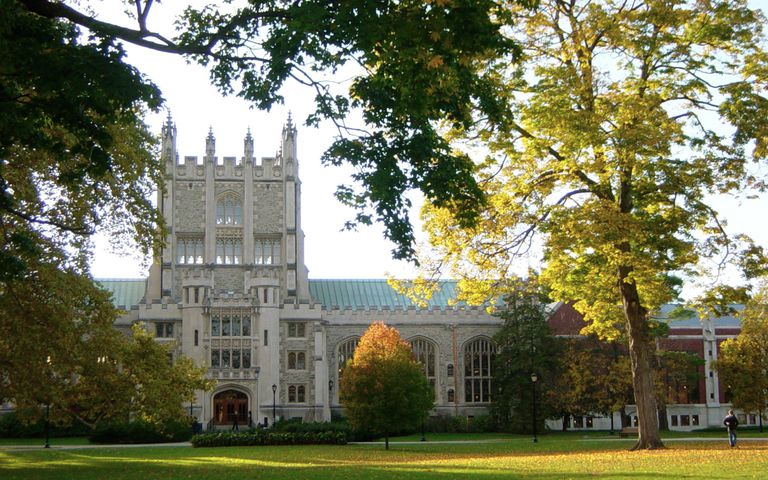 Thompson Memorial Library at Vassar College