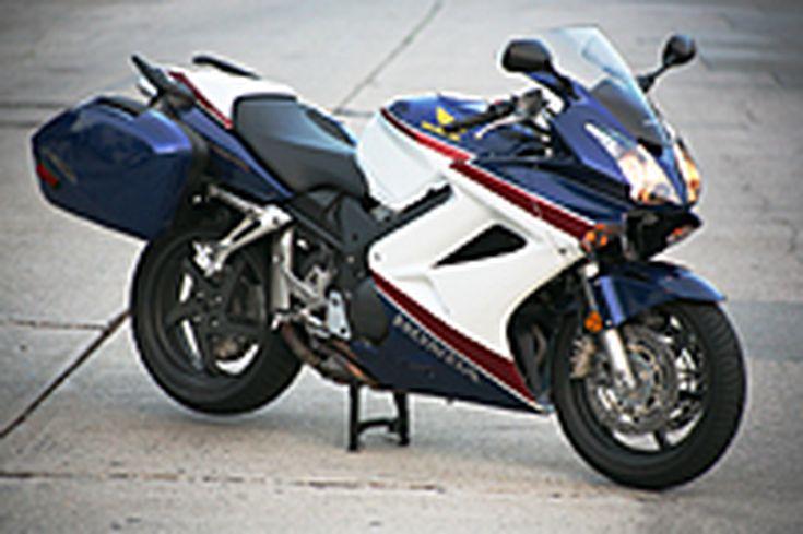 2007 Honda Interceptor VFR First Ride Review