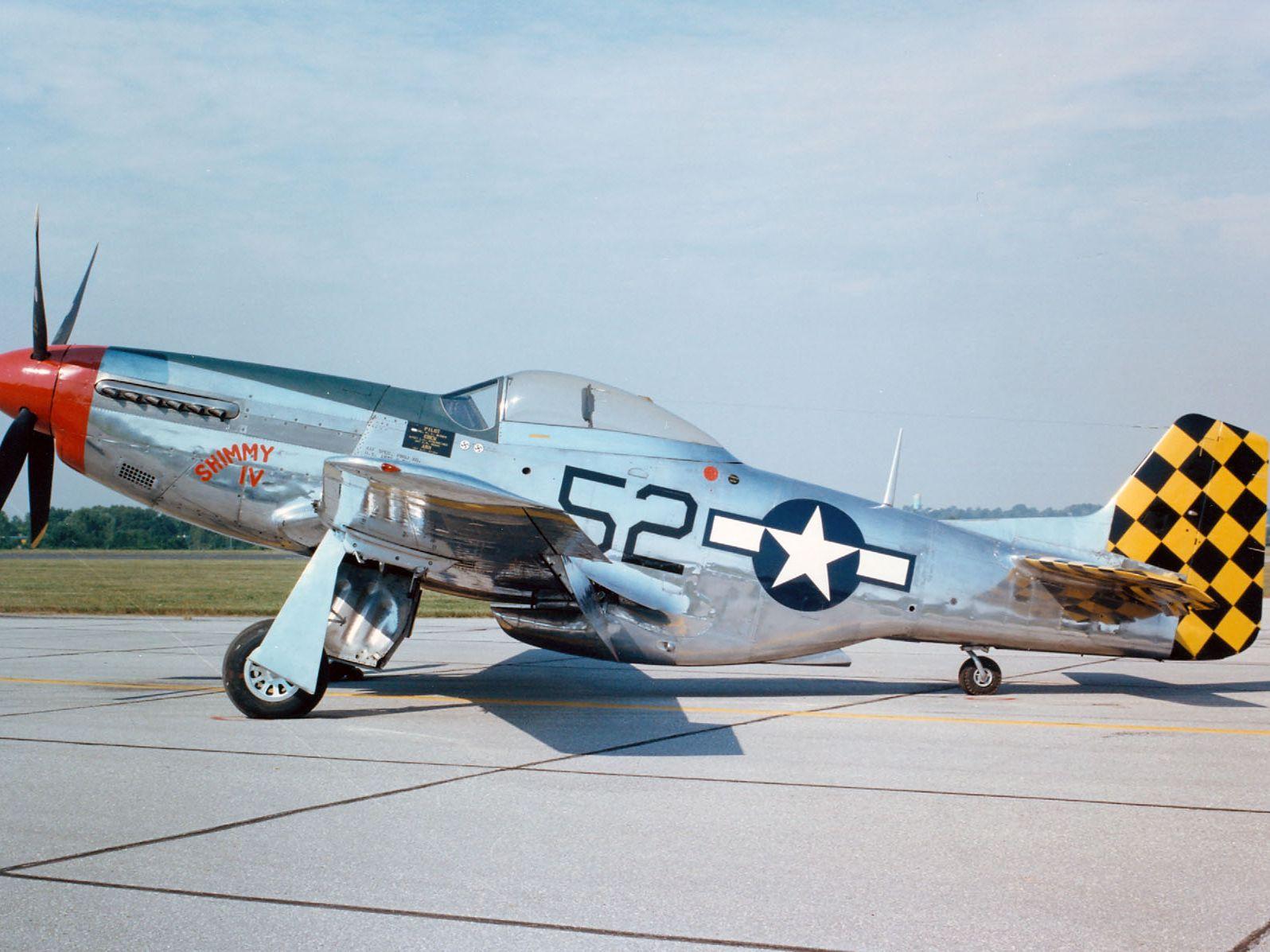 P-51 Mustang • United States • World War 2
