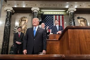President Trump delivers 2018 State of the Union Address