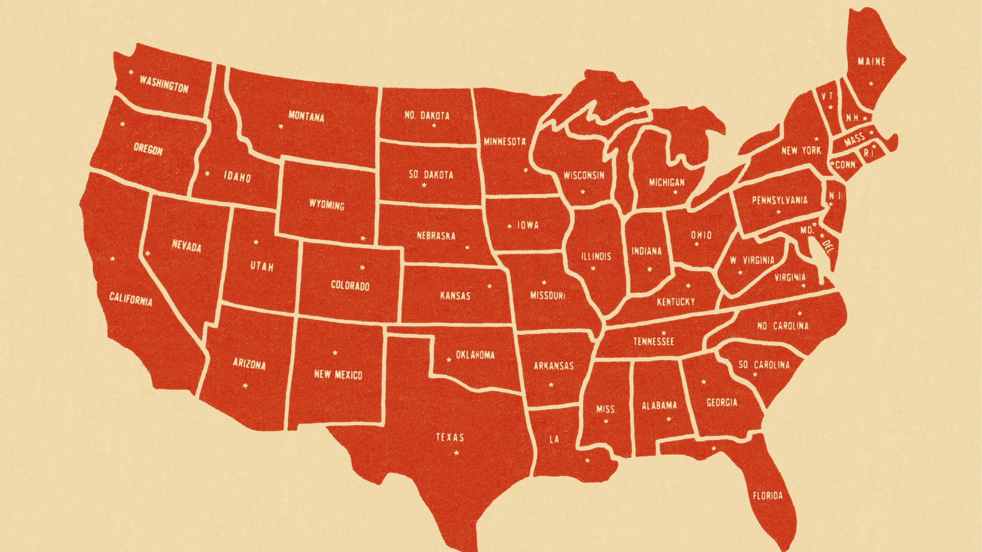 Us Map In French How to Say All 50 Us States in French (And Why We Should Care)