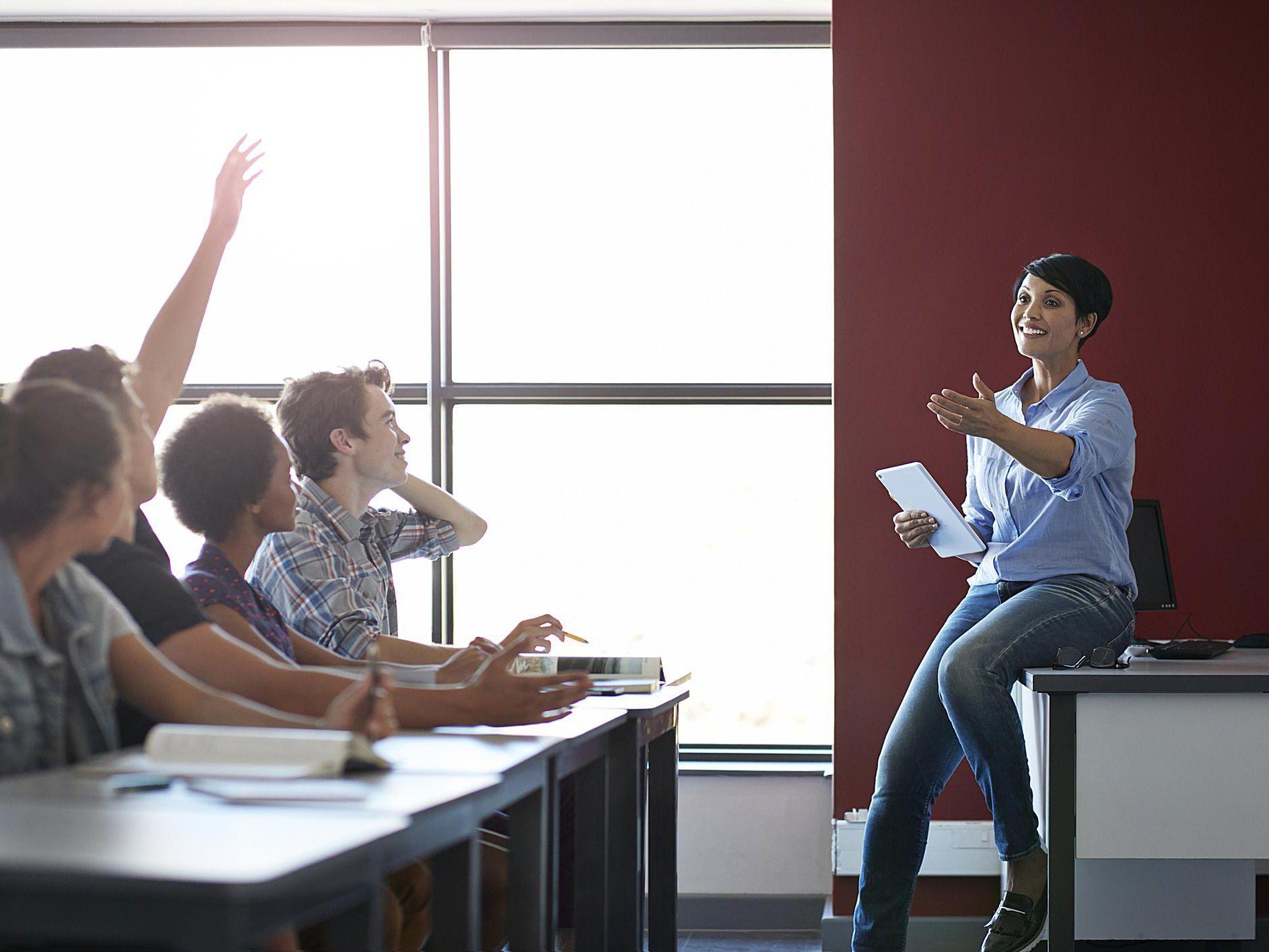 Easy Methods to Arrange a Classroom