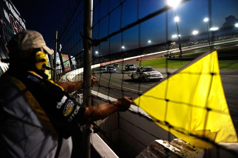 NASCAR Yellow Flag