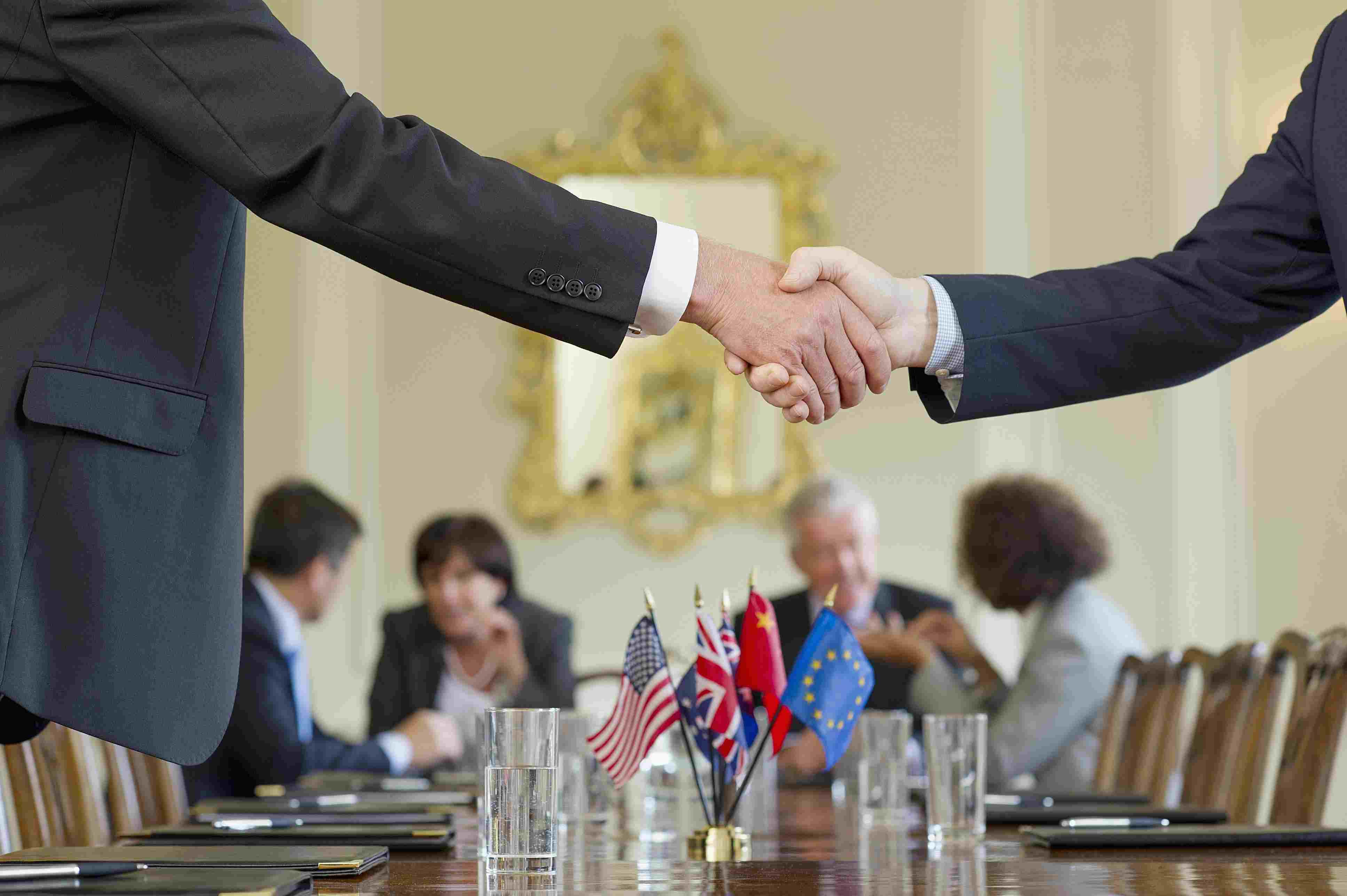 La visa A es la que corresponde a los diplomáticos.