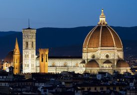 Brunelleschi's Dome, the Duomo.