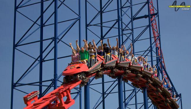 Photo of Superman Ride of Steel