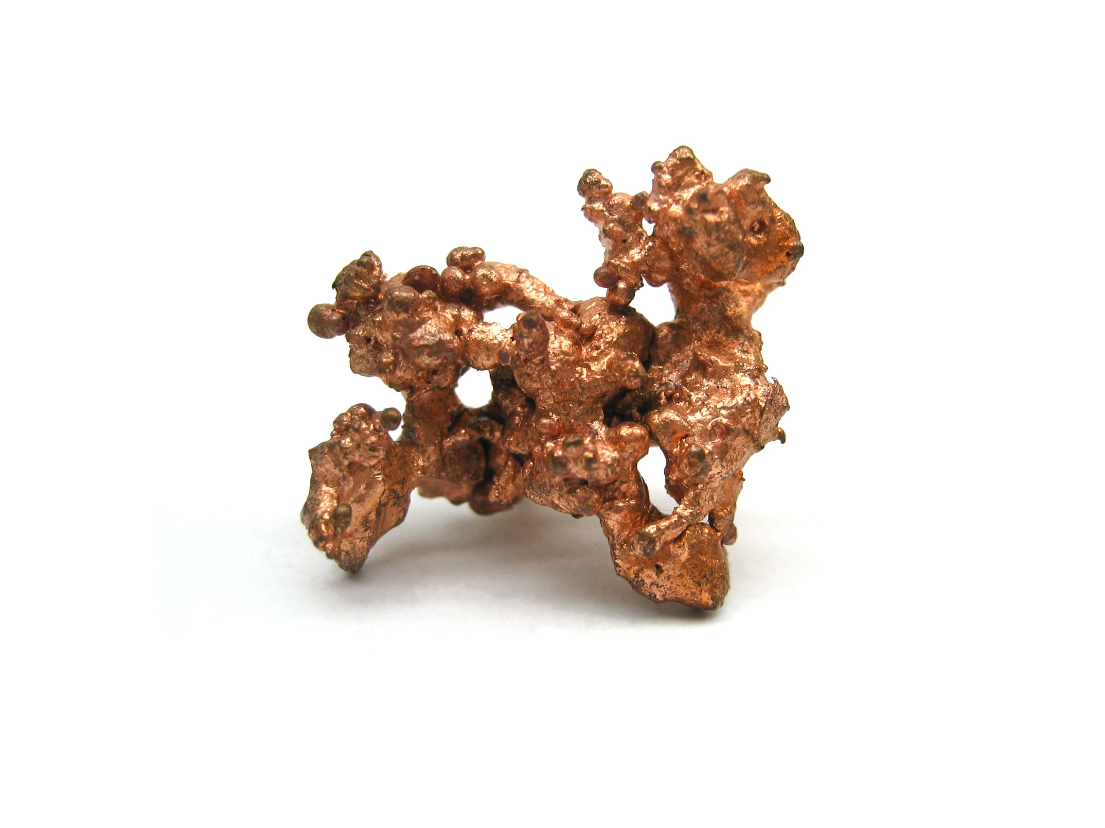 copper facts chemical and physical properties