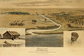 Chicago In 1779