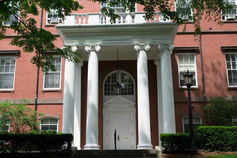 Ballou Hall at Tufts University