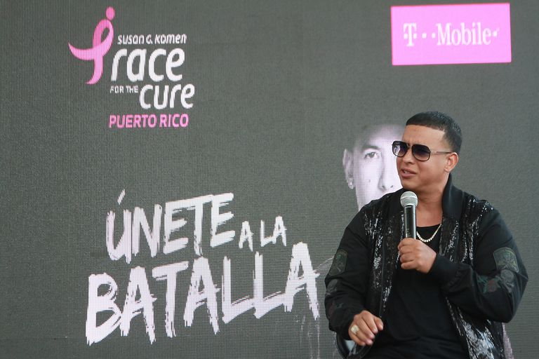 Daddy Yankee Press Conference