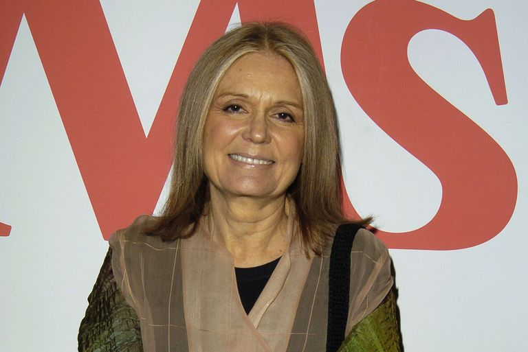Gloria Steinem at 2004 Ms. Magazine event