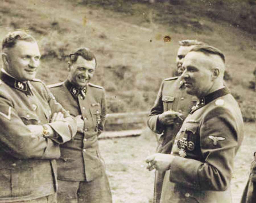 Mengele and other Nazis