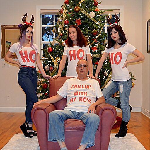 20 hilariously awkward family christmas photos - Awkward Christmas Family Photos
