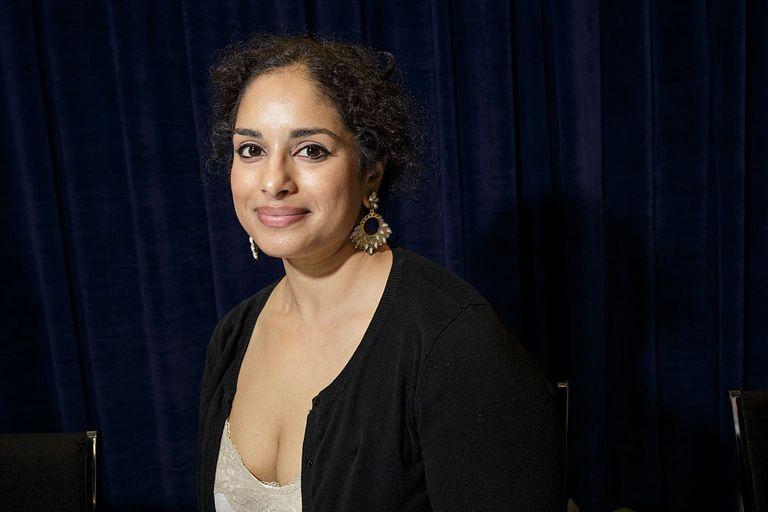 Annapurna Potluri author of 'The Grammarian'