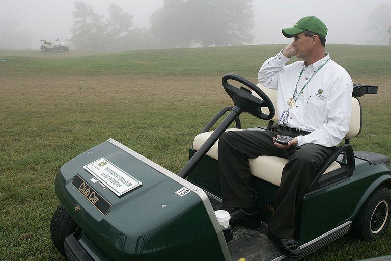 PGA TOUR - 2006 John Deere Classic - First Round