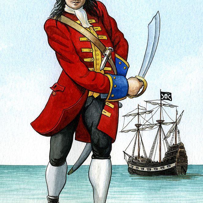 John 'Calico Jack' Rackham